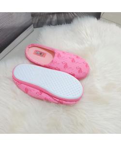 Dámske ružové papuče
