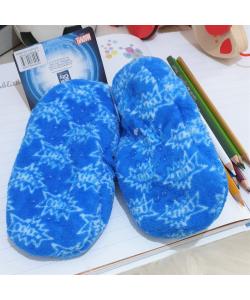 Detské modré papuče SPIDER MAN