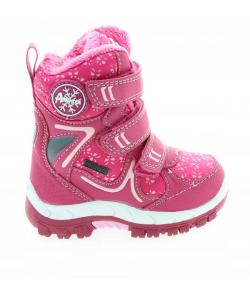Dievčenské ružové snehule American