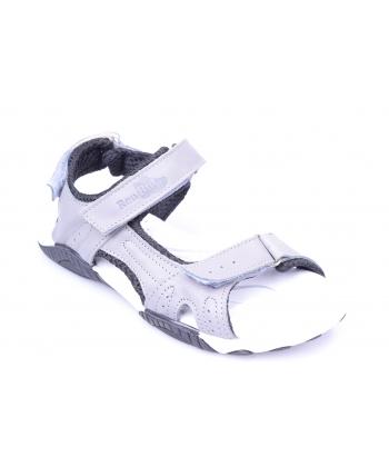 Sandále sivé RENBUT