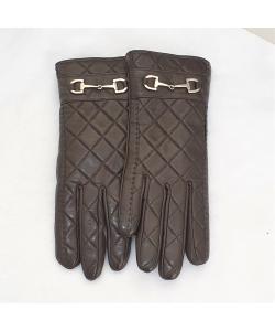 Dámske kožené rukavice