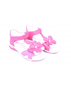 Sandálky ružové RENBUT
