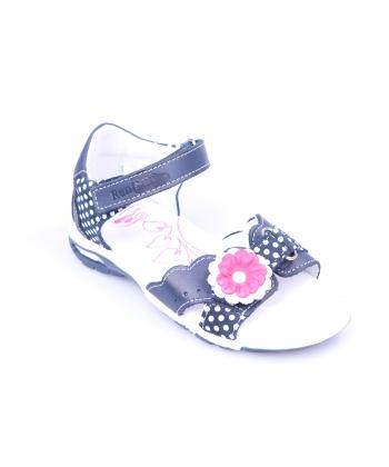 Sandálky modré REBNUT