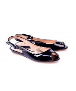 Sandálky čierne EVENTO
