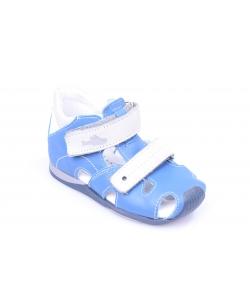 Sandálky svetlo-modré RENBUT