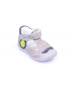 Sandálky sivé RENBUT