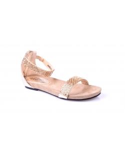 Sandálky zlaté EVENTO