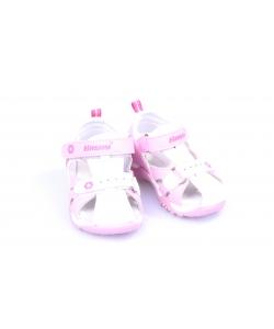 Sandálky biele HASBY