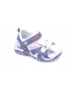 Sandálky modré HASBY