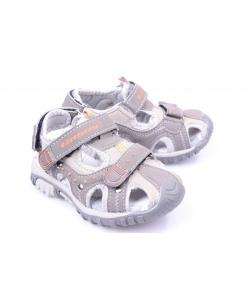 Sandálky sivé HASBY