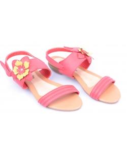 Sandálky červené WOJTYLKO