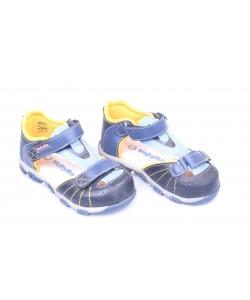 Sandálky modré WOJTYLKO