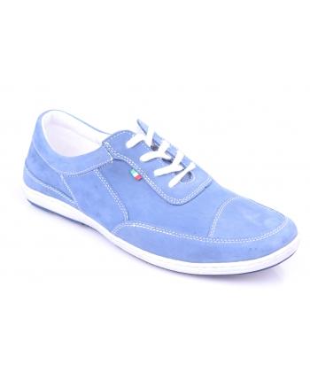 Topánky modré IGUANA