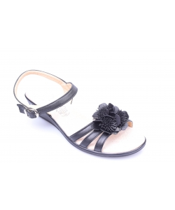 Sandálky čierne DR.JAN