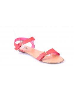 Sandálky červené EVENTO