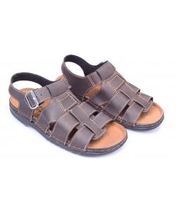 Sandále hnedé INBLU