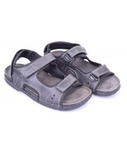 Sandále čierne INBLU