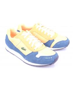 Tenisky žlté LACOSTE