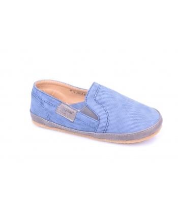 Mokasíny modré