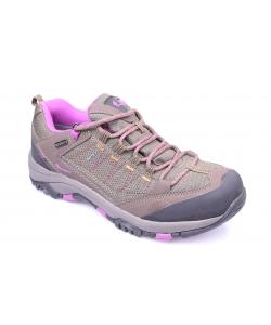 Trekingové topánky šedé VEMONT
