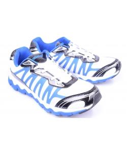 Tenisky bielo-modré ATLETICO