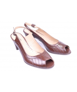 Sandálky hnedé LUKASZ
