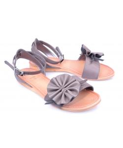 Sandálky hnedé CODE