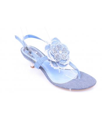 505db7053cff Sandálky svetlo-modré BRECKELLE S