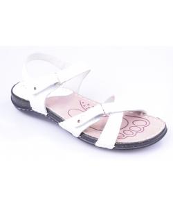 Sandálky biele WISHOT
