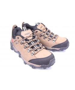 Trekingové topánky hnedé WISHOT