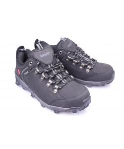 Trekingové topánky čierne WISHOT