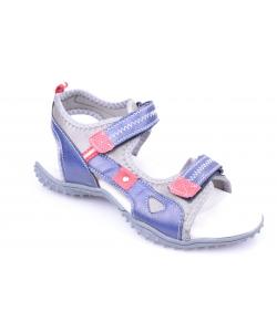 Sandále tmavo-modré AXIM