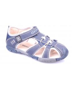 Sandále modré AXIM