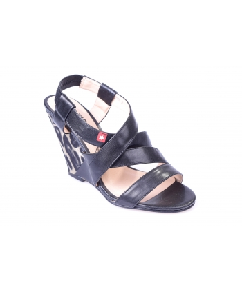Sandálky čierne BIG STAR