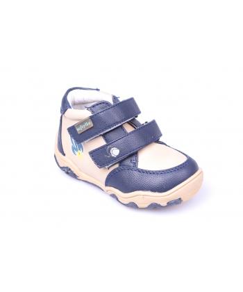 152b2001cd Členkové topánky béžové WOJTYLKO