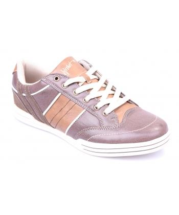 Topánky hnedé WISHOT