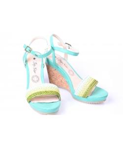 Sandálky tyrkysové BIG STAR