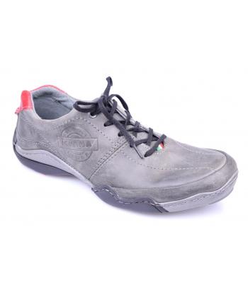 Topánky sivé IGUANA