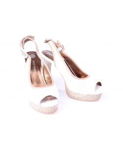Sandálky biele BRUNO BANANI