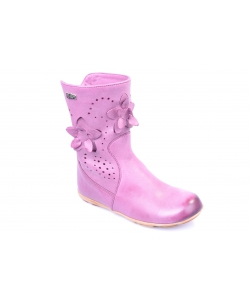 Členkové topánky fialové RENBUT