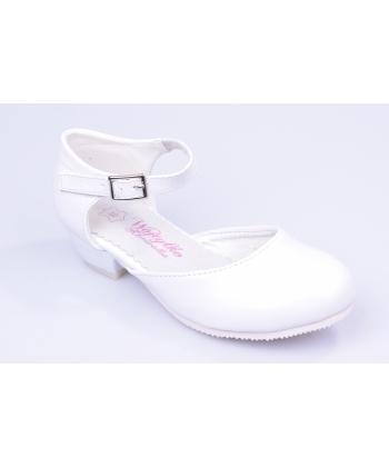 901a61eb15 Sandálky biele WOJTYLKO