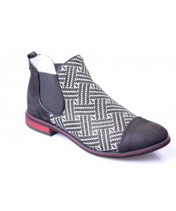 Členkové topánky black LAMELIA ... 9e7d09ace8c