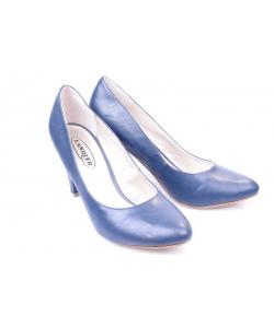 Lodičky blue LANQIER