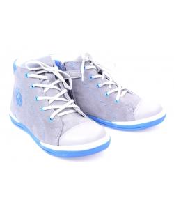 Členkové topánky popiel RENBUT