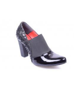 Členkové topánky strieborne LAMELIA 60b93261145