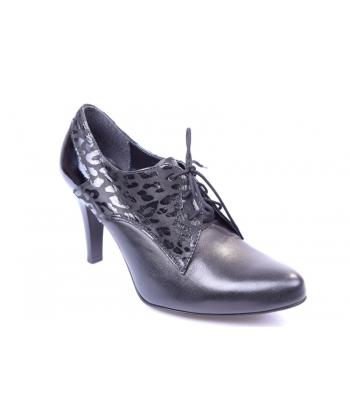 Členkové topánky black JAMI 32685b87170