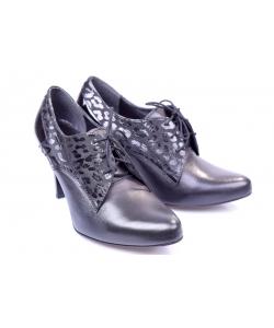 Členkové topánky black JAMI Členkové topánky black JAMI fc0e429e82e