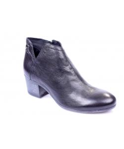 Členkové topánky black LA MARIA
