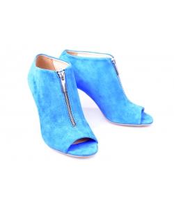 Členkové sandálky blue SALA