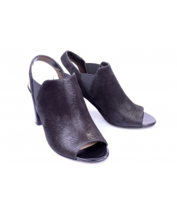Sandálky čierne SALA